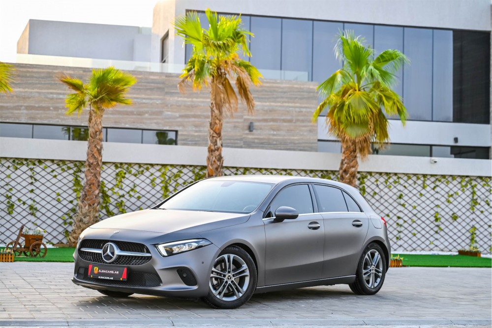buy second hand Mercedes-Benz A200 in UAE