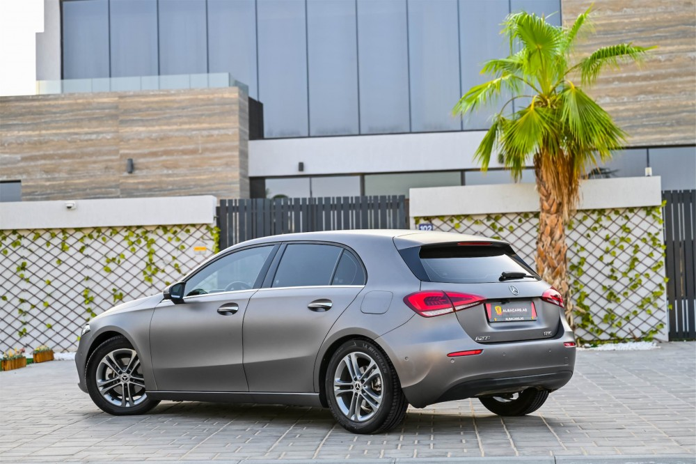 buy used Mercedes-Benz A200 in Dubai