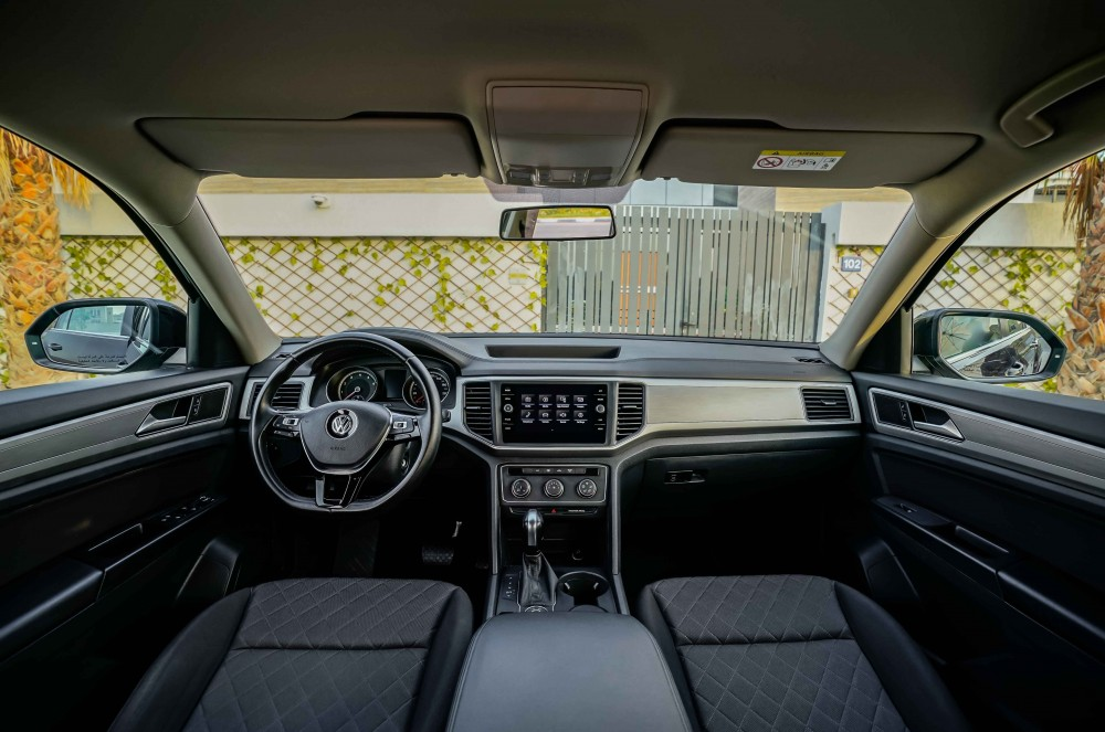 buy approved Volkswagen Teramont with warranty