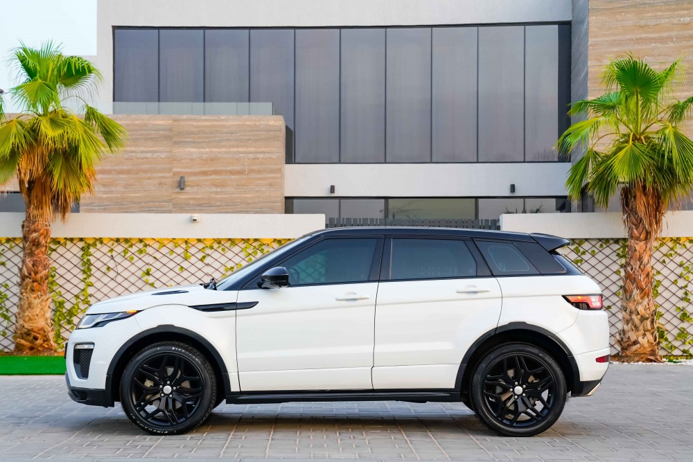 buy used Range Rover Evoque Dynamic Plus without downpayment