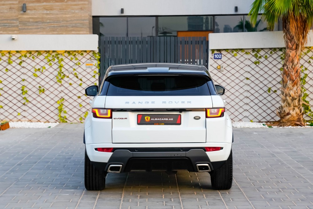 buy used Range Rover Evoque Dynamic Plus with warranty
