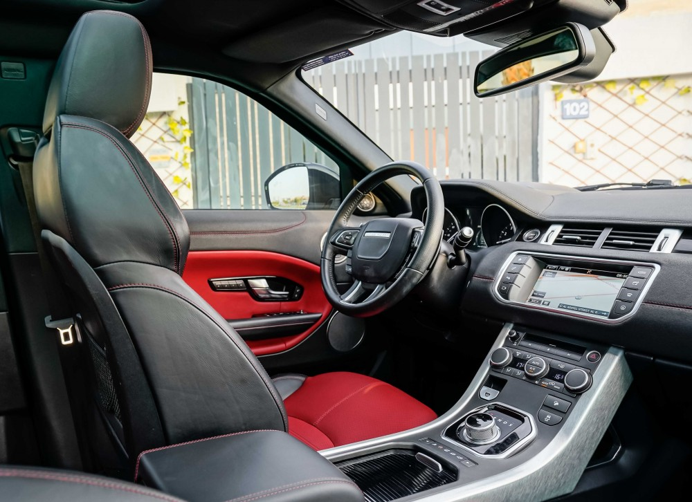 buy certified Range Rover Evoque Dynamic Plus without downpayment