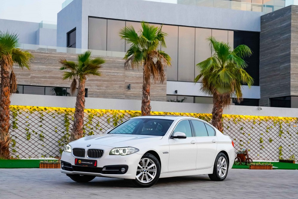 buy second hand BMW 520i without downpayment