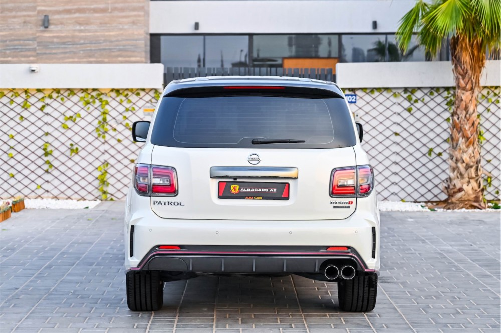 buy approved Nissan Patrol - Nismo Kit 4.0L without downpayment