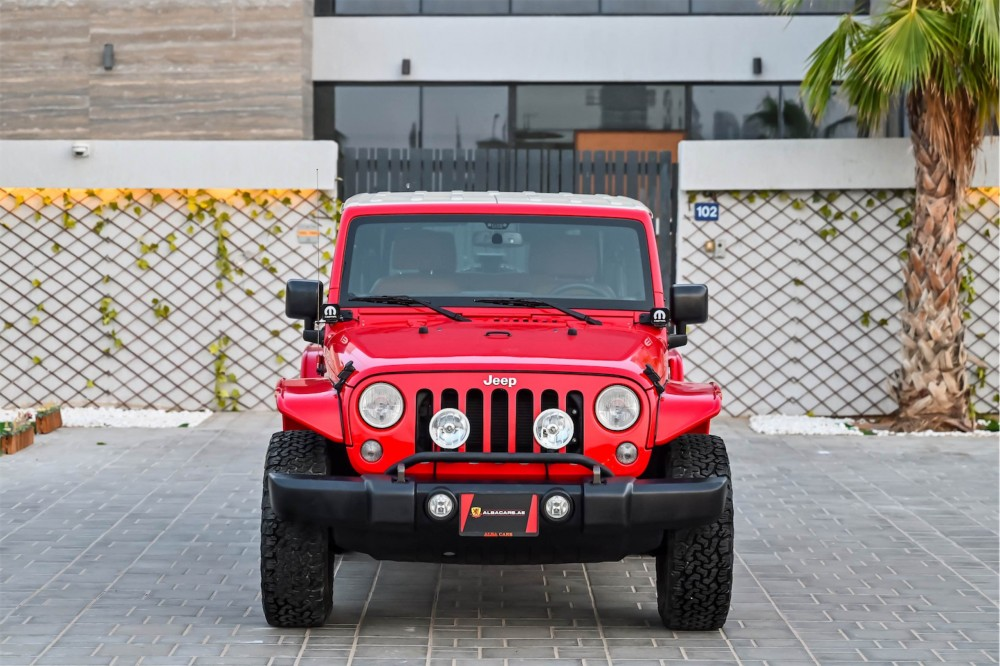 buy pre-owned Jeep Wrangler Desert Eagle without downpayment