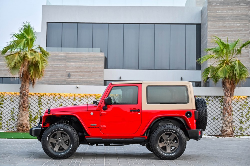 buy used Jeep Wrangler Desert Eagle without downpayment