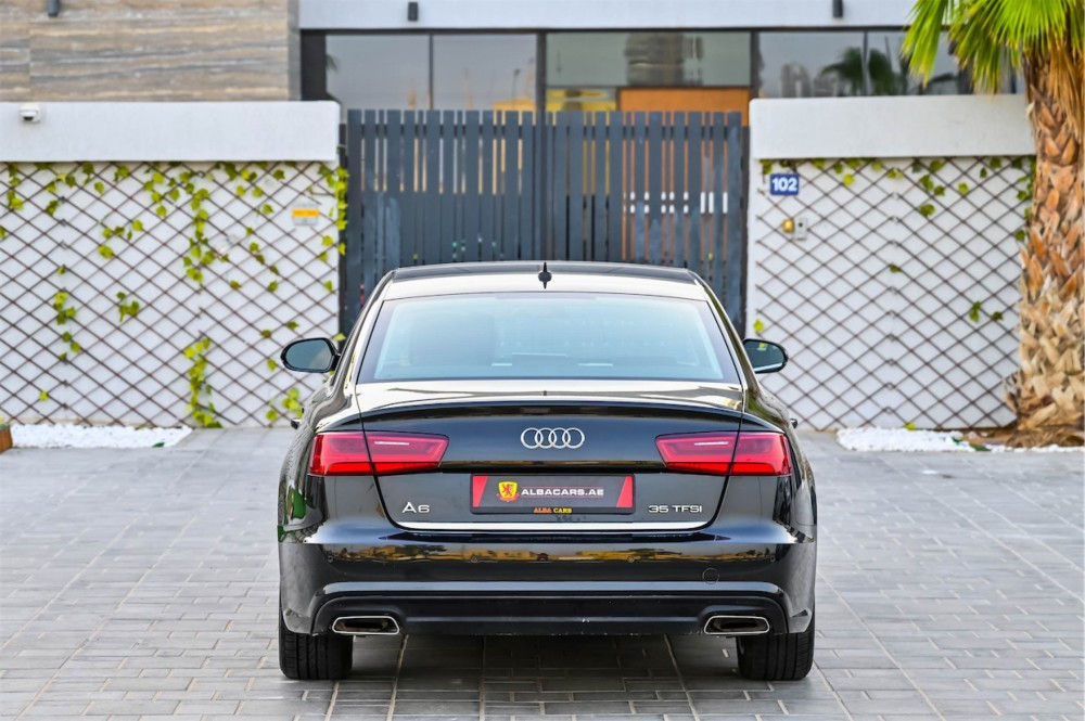 buy second hand Audi A6 without downpayment