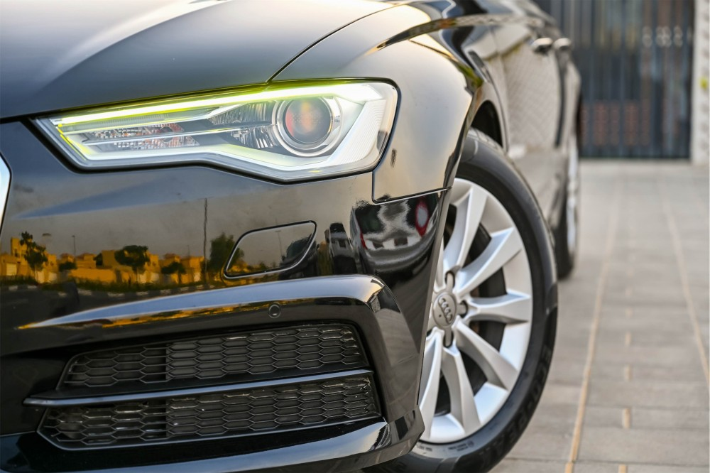 buy certified Audi A6 without downpayment