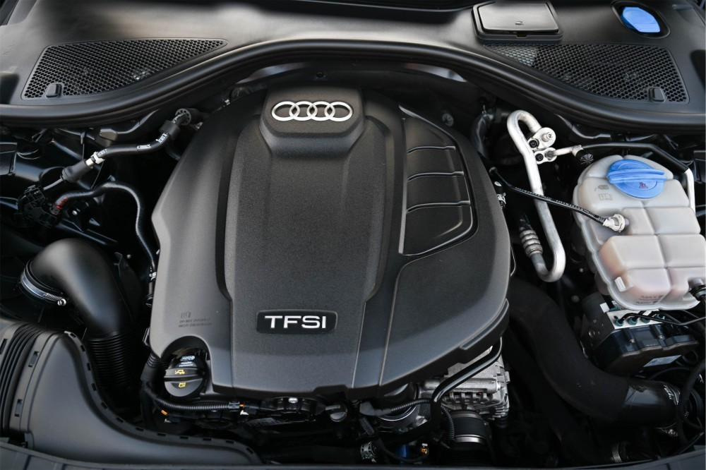 buy second hand Audi A6 with warranty