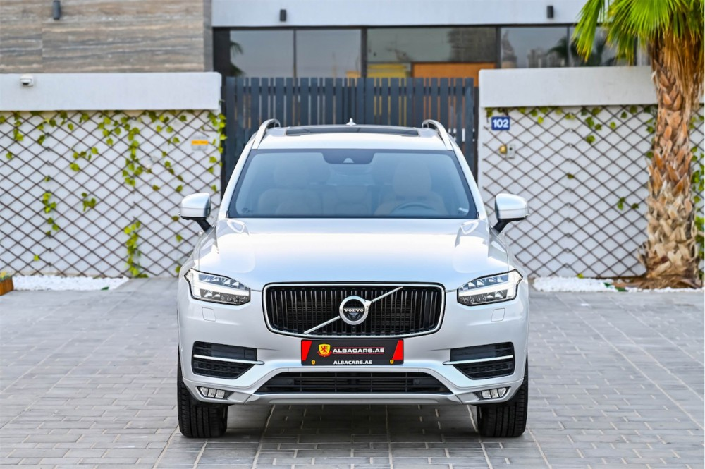 buy approved Volvo XC90 T6 Momentum without downpayment
