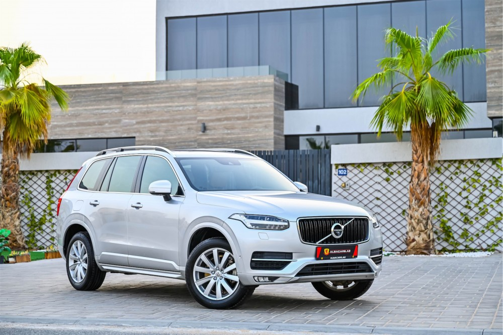 buy slightly used Volvo XC90 T6 Momentum without downpayment