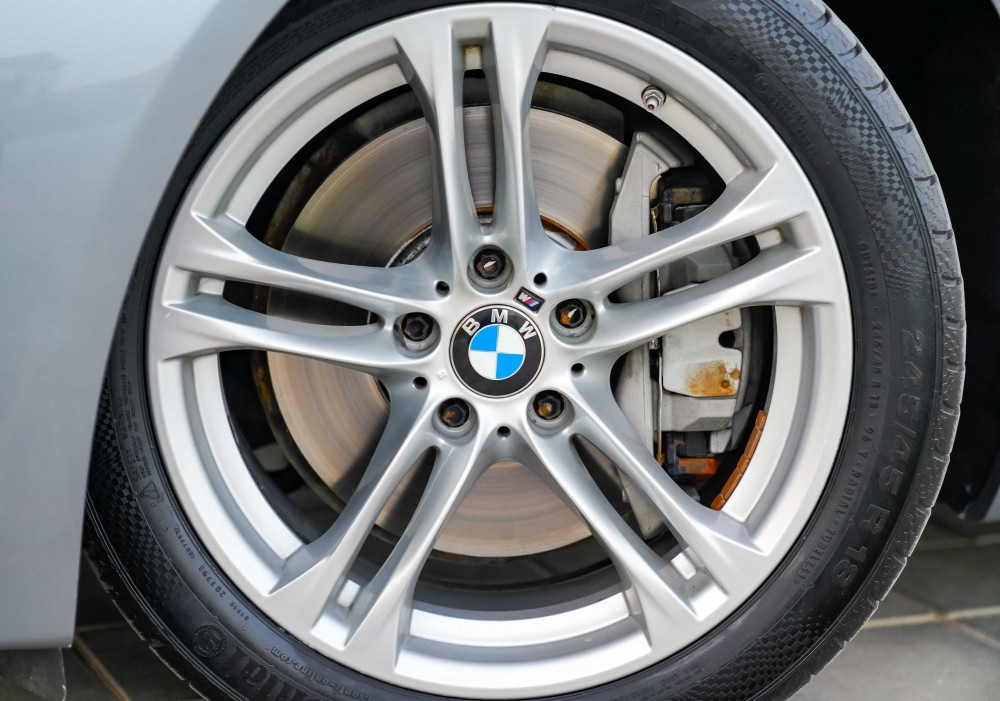 buy slightly used BMW 520i MSport without downpayment