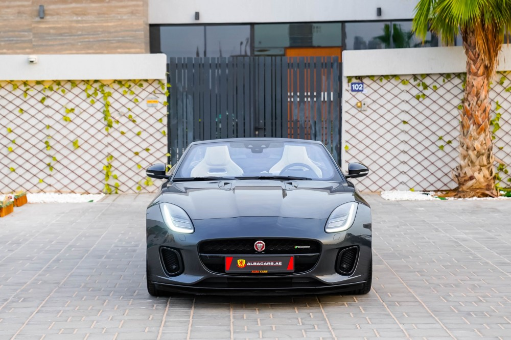 buy approved Jaguar F-Type - R Dynamic with warranty