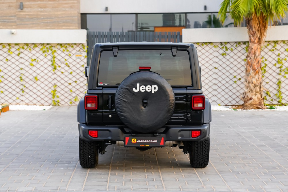 buy certified Jeep Wrangler Unlimited with warranty