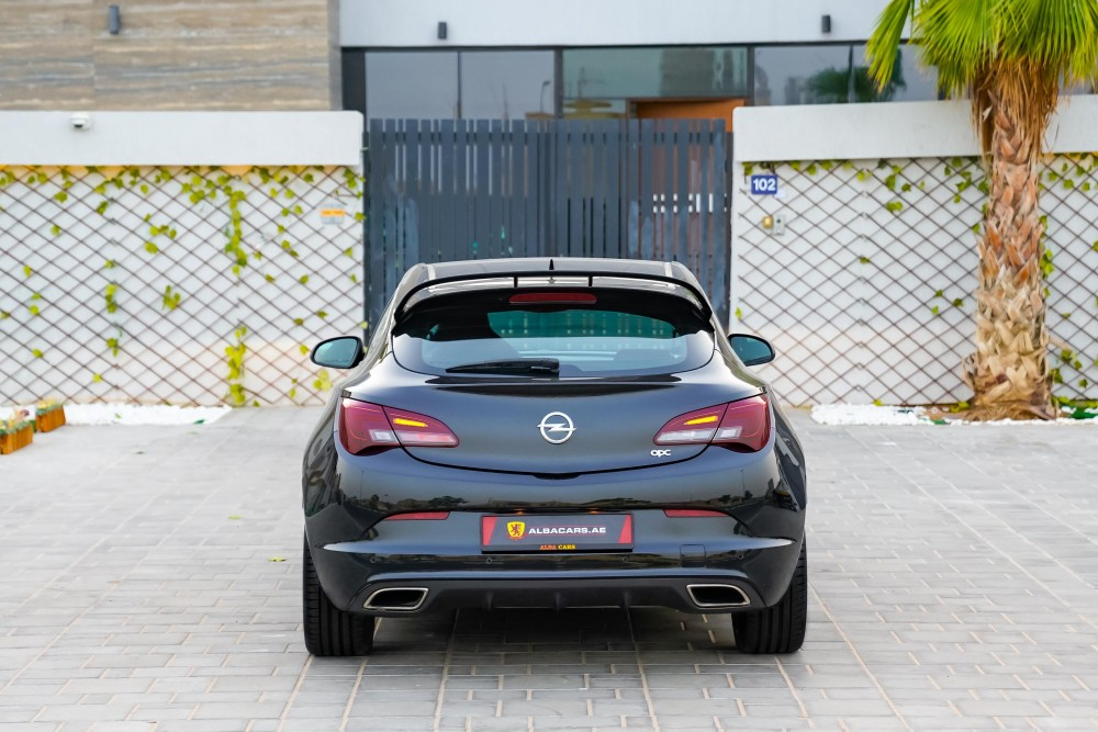 buy approved Opel Astra OPC in UAE