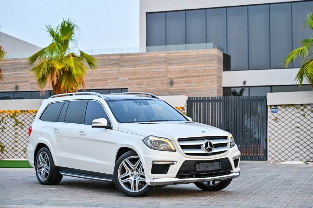 buy pre-owned Mercedes-Benz GL500 AMG without downpayment