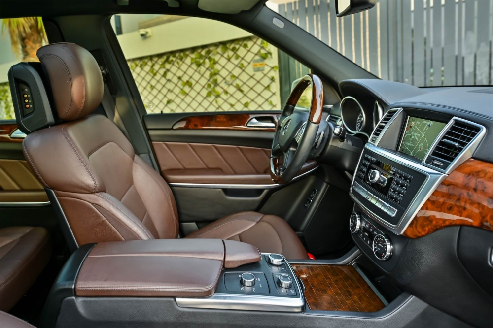buy approved Mercedes-Benz GL500 AMG with warranty