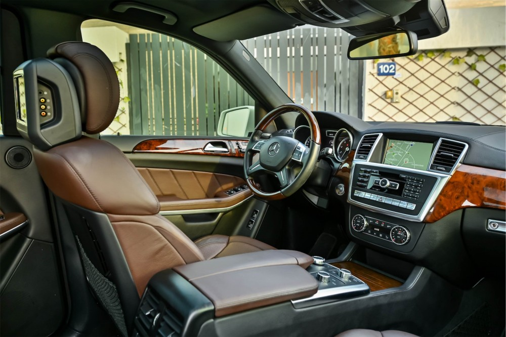 buy second hand Mercedes-Benz GL500 AMG without downpayment