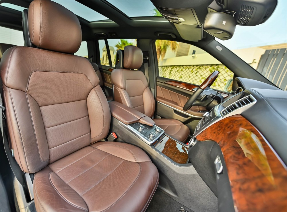 buy used Mercedes-Benz GL500 AMG without downpayment