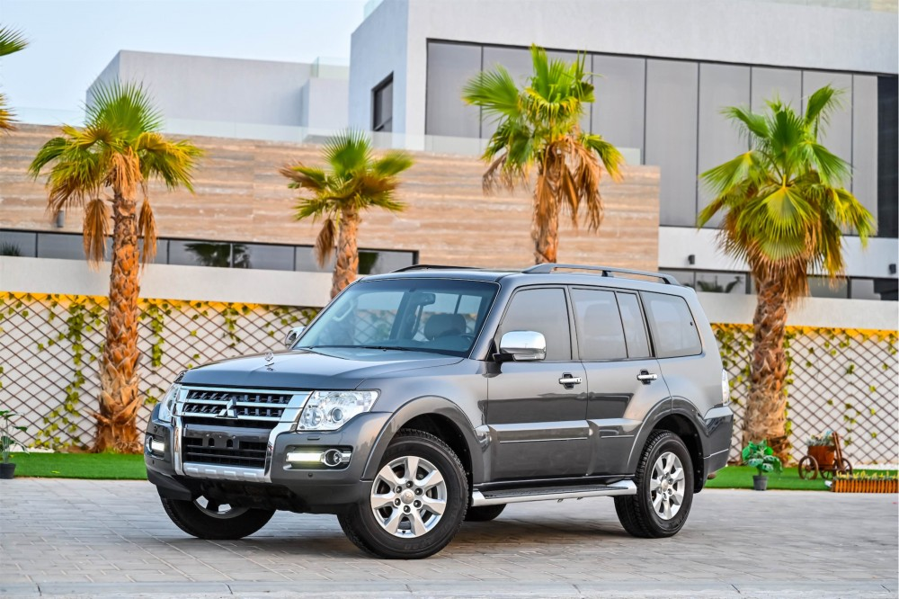 buy certified Mitsubishi Pajero GLS without downpayment