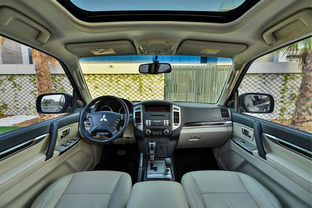 buy second hand Mitsubishi Pajero GLS without downpayment