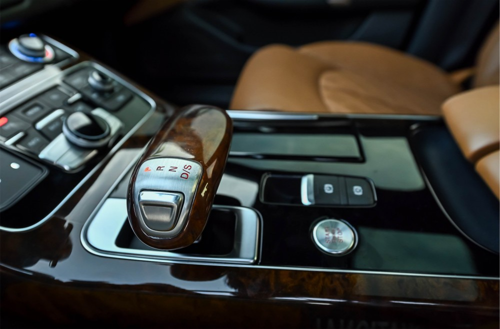 buy approved Audi A8L 50TFSI with warranty