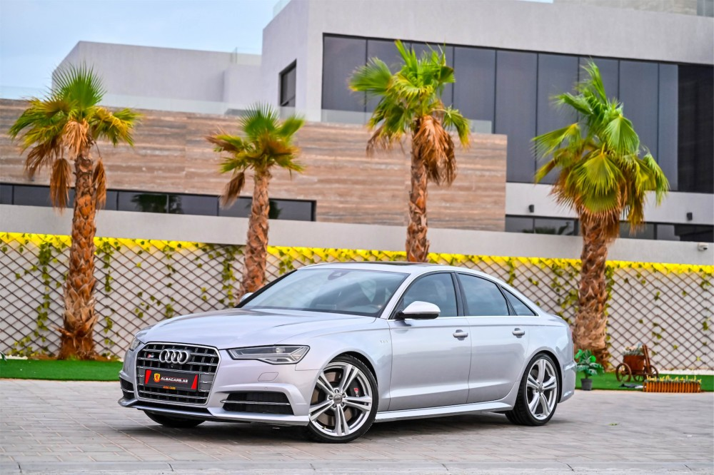 buy slightly used Audi S6 4.0L V8 without downpayment