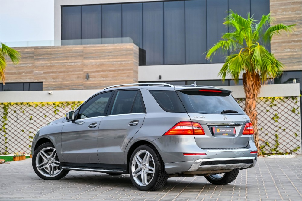 buy used Mercedes ML400 AMG with warranty