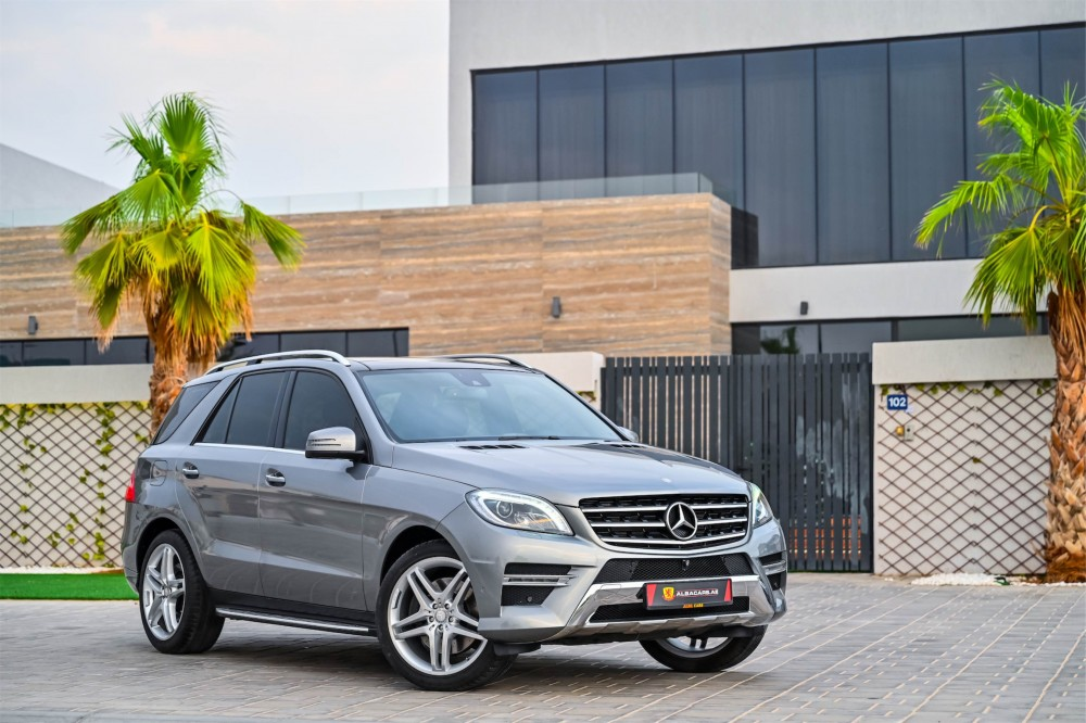 buy second hand Mercedes ML400 AMG without downpayment