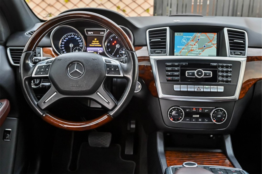 buy used Mercedes ML400 AMG without downpayment