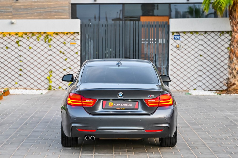 buy second hand BMW 428i M-Kit Coupe with warranty