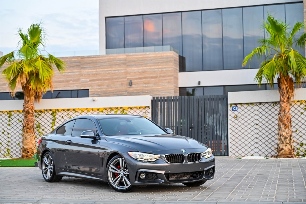 buy approved BMW 428i M-Kit Coupe in Dubai