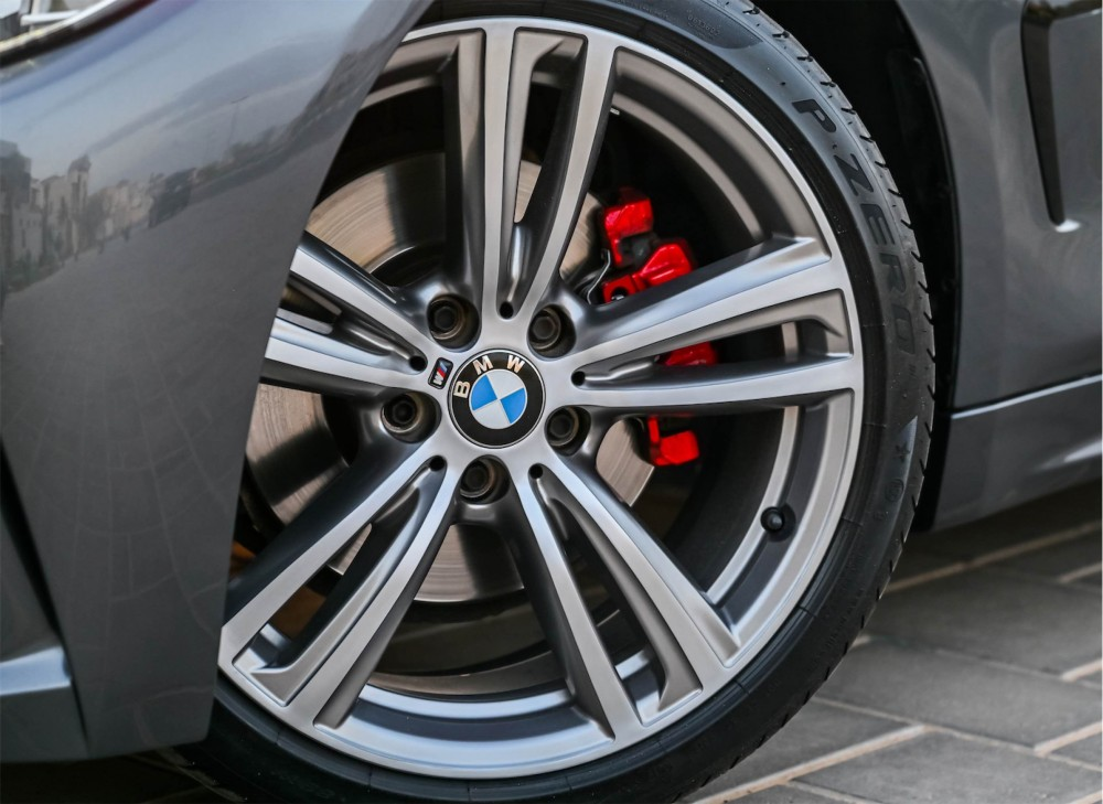 buy certified BMW 428i M-Kit Coupe in UAE
