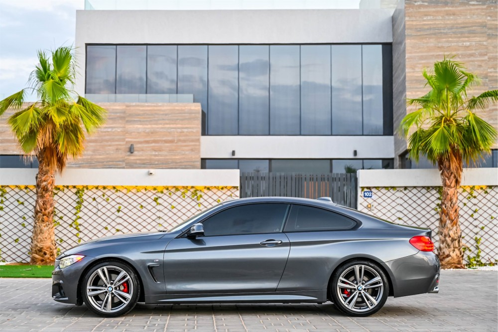 buy approved BMW 428i M-Kit Coupe in UAE