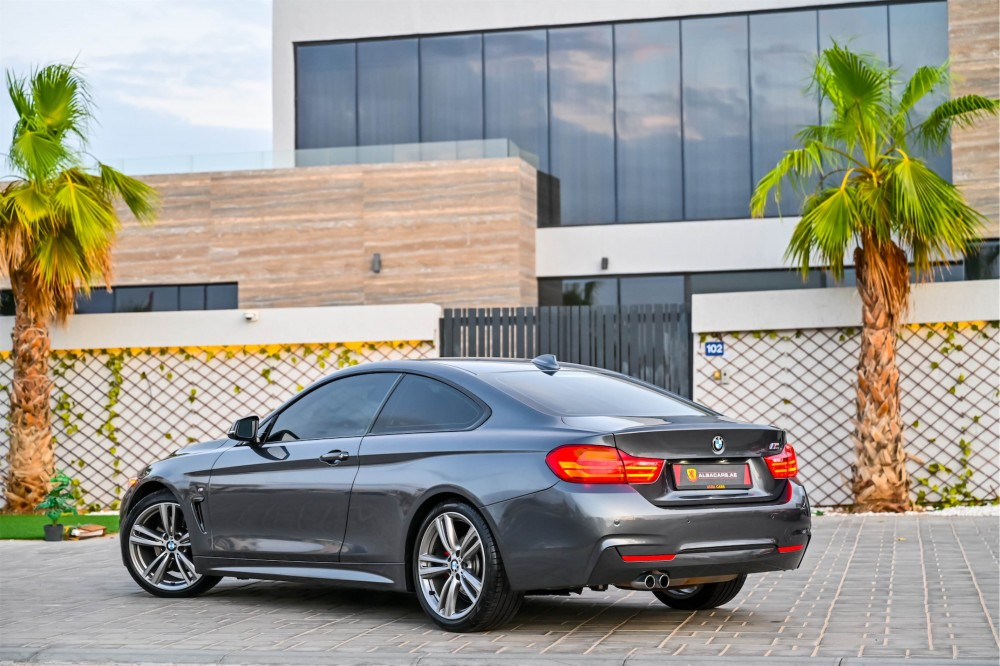 buy used BMW 428i M-Kit Coupe with warranty