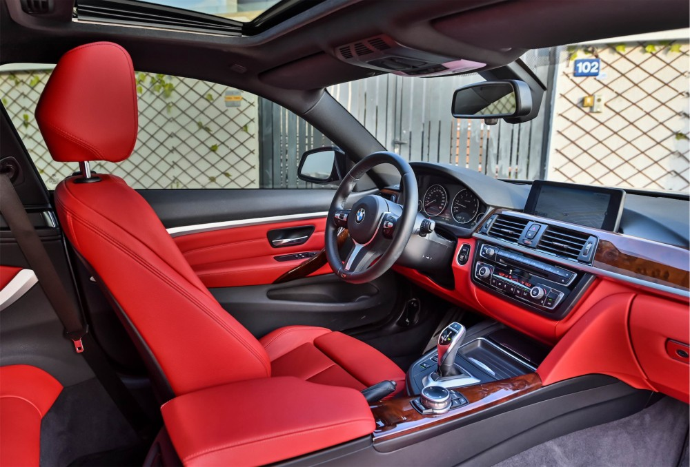 buy used BMW 428i M-Kit Coupe without downpayment