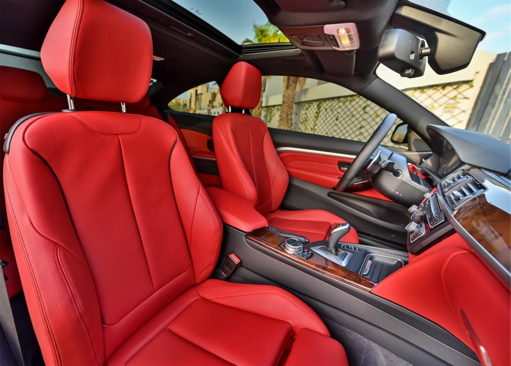 buy used BMW 428i M-Kit Coupe in UAE