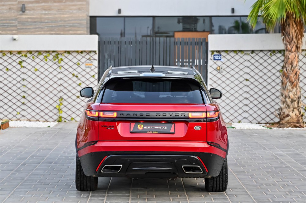 buy second hand Range Rover Velar P380 HSE R-Dynamic with warranty