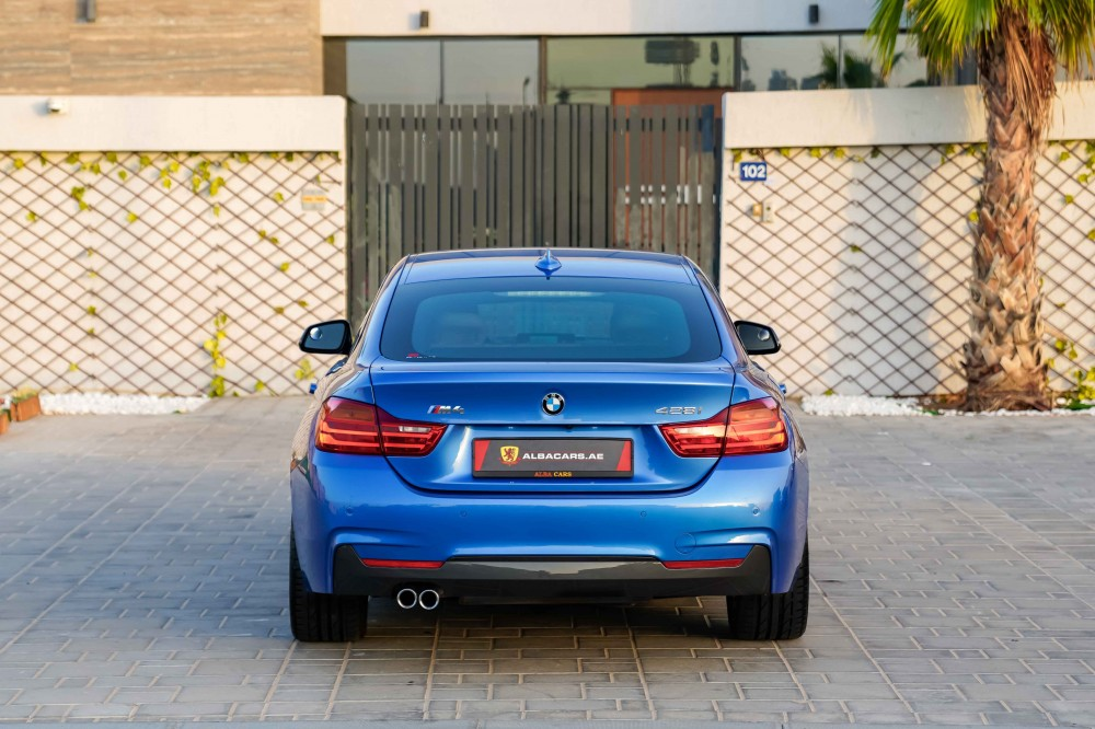 buy slightly used BMW 428i M-Kit without downpayment