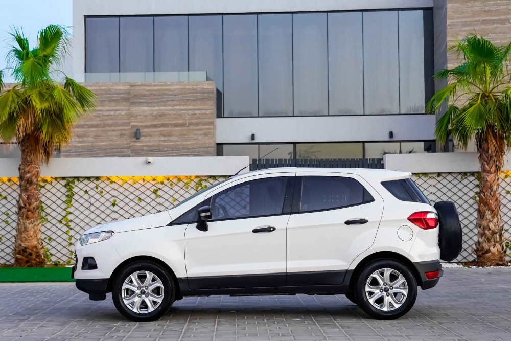 buy used Ford EcoSport in UAE