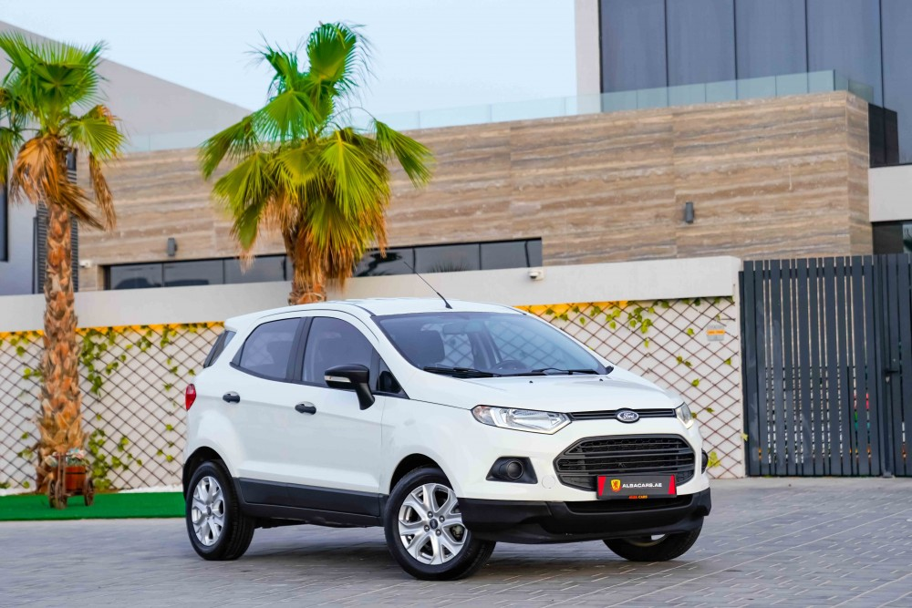 buy certified Ford EcoSport in UAE