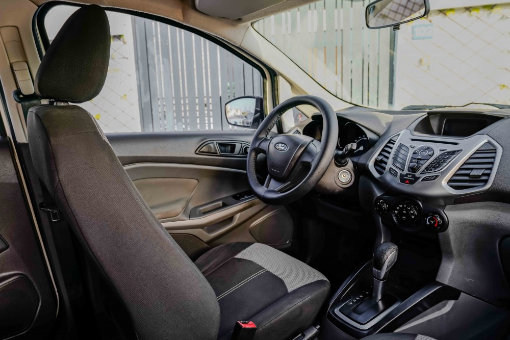 buy certified Ford EcoSport with warranty