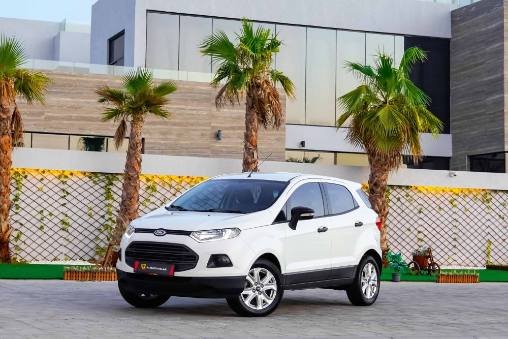 buy pre-owned Ford EcoSport in UAE