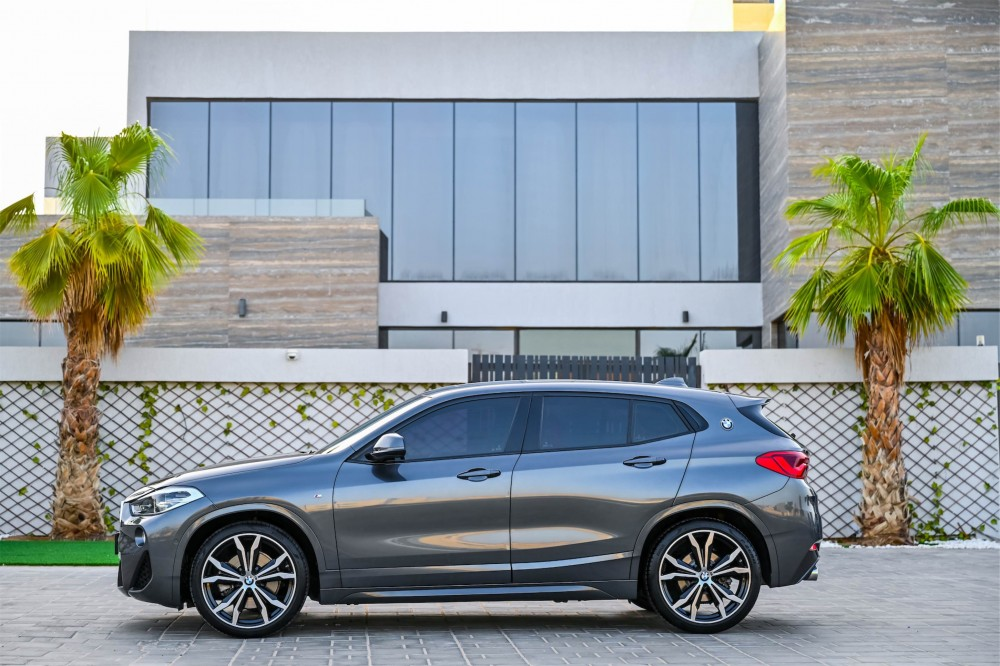 buy certified BMW X2 M-Kit without downpayment