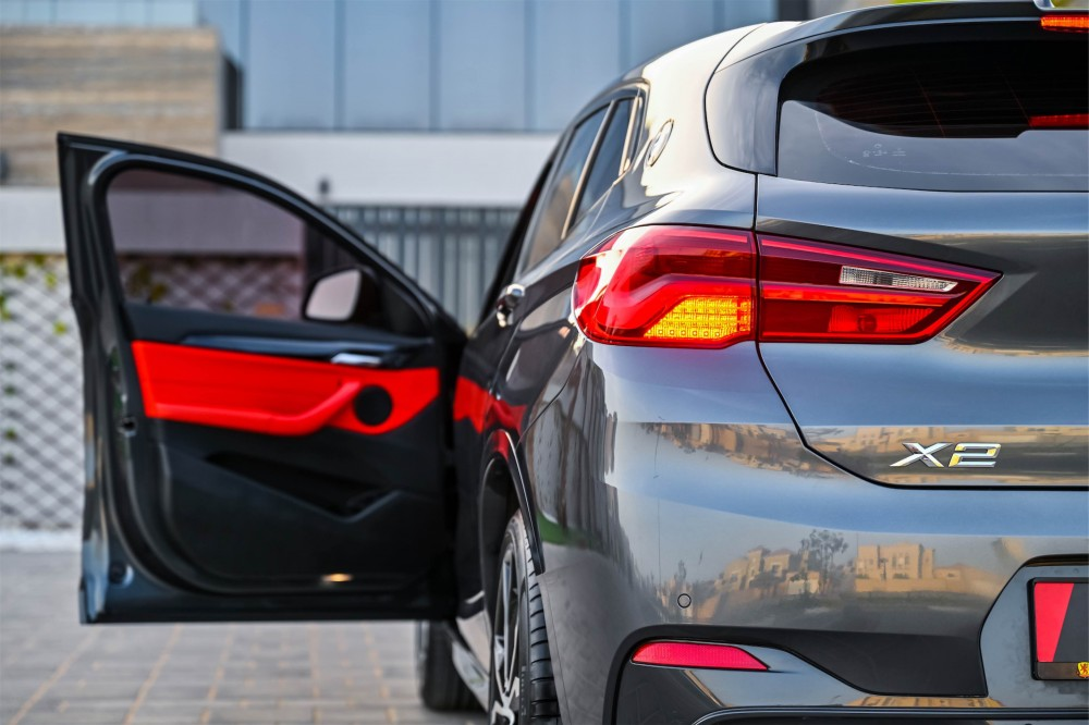 buy used BMW X2 M-Kit without downpayment