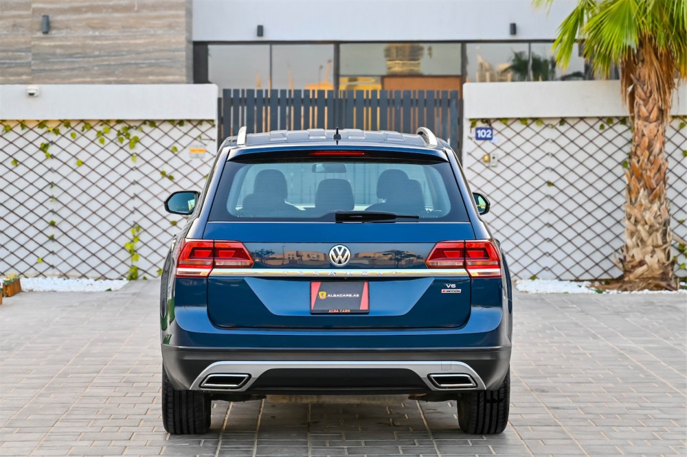 buy approved Volkswagen Teramont without downpayment