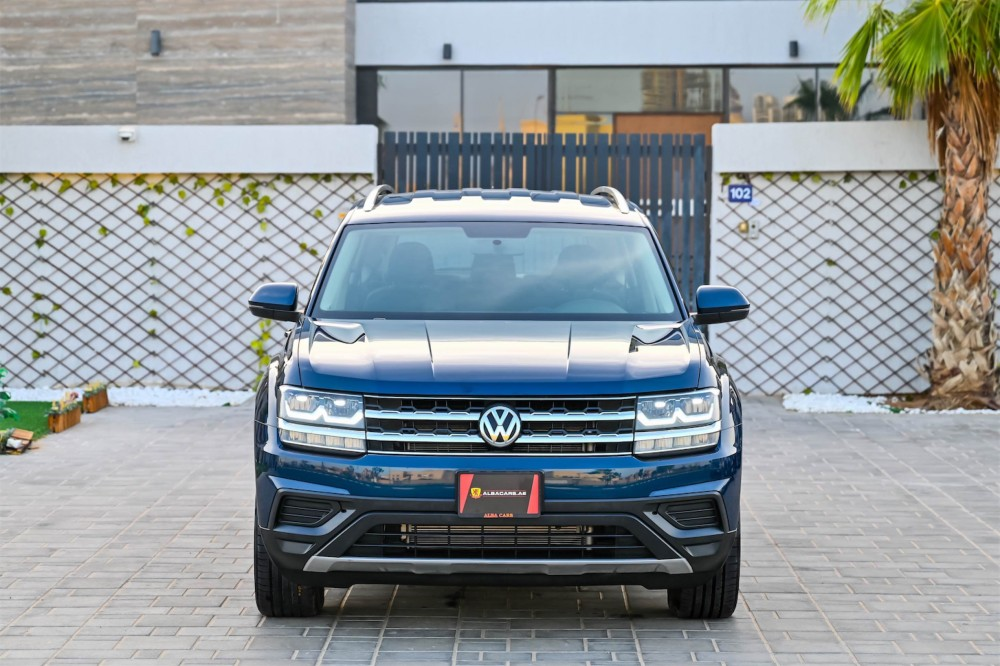 buy slightly used Volkswagen Teramont without downpayment