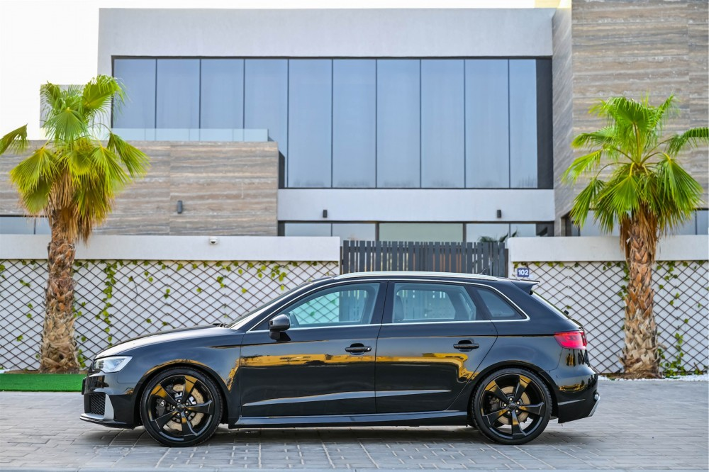 buy approved Audi RS3 with warranty