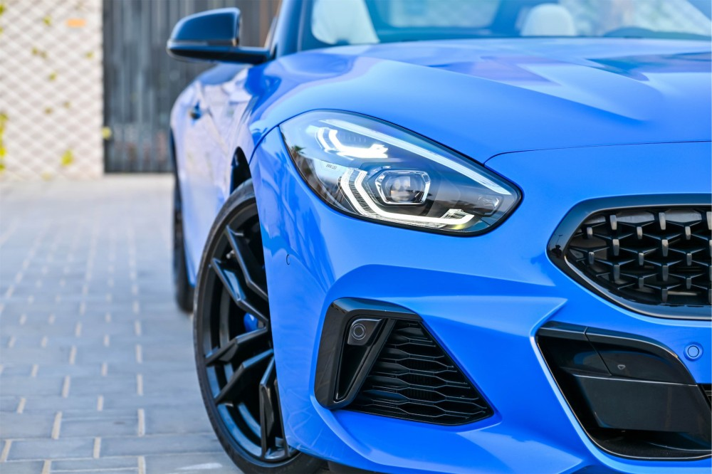 buy used BMW Z4 M40i I6 without downpayment