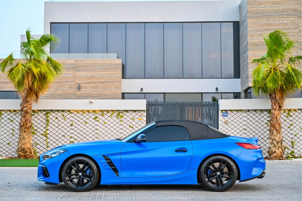buy approved BMW Z4 M40i I6 without downpayment